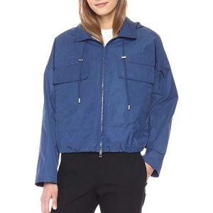 NWT THEORY cropped Anorak Women's jacket